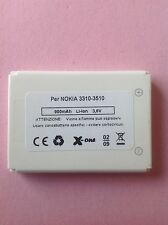 BATTERIA NOKIA-3410- BLC-2-COMPATIBILE  made in Italy    QUALITY TOP