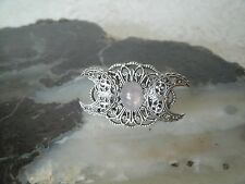 Triple Moon Goddess Ring, wiccan pagan wicca witch witchcraft metaphysical magic
