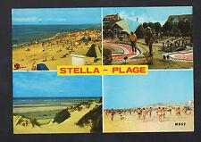 STELLA-PLAGE (62) MINI-GOLF & JEUX de PLAGE en 1979