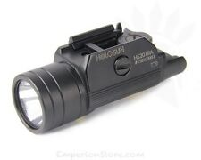 HOLOSUN LS210G Flashlight & Green Laser Visible Laser White LED QR Mount Shoot