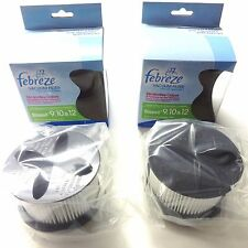 2 Febreze Vacuum Filters 4 Bissell Bagless Style 9/10/12/16 32R9 32064 203-2587