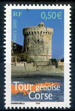 STAMP / TIMBRE FRANCE NEUF N° 3598 ** TOUR GENOISE EN CORSE