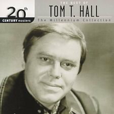 NEW The Best of Tom T. Hall: 20th Century Masters - The Millennium Collection
