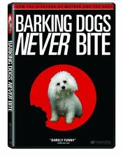 Barking Dogs Never Bite (2010, DVD NEUF) WS