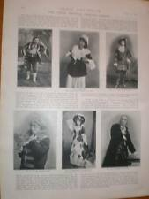 Article photos Leeds Amateur Operatic Society 1894