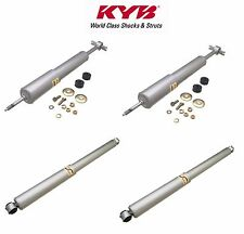 KYB 4 Shocks 341302 344079 Ford Ranger 4x4 4WD 1998 98 99 00 01 02 03 to 2011