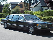 1991 Lincoln Town Car Executive Sedan 4-Door