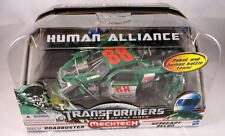Transformers Roadbuster Human Alliance ROTF Revenge Of The Fallen New Sealed Box