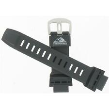 Casio Black Resin PAW-5000  Pathfinder Watch Band 10350864