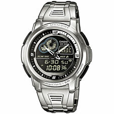 Reloj watch Casio pro trek STEEL trekking exploring adventure survival mountain