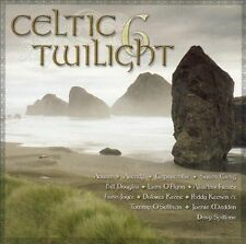 CELTIC TWILIGHT 6 - NEW CD Joannie Madden Anuna Bill Douglas Hearts of Space