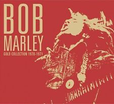 FREE US SH (int'l sh=$0-$3) NEW CD Bob Marley: Gold Collection 1970-1971
