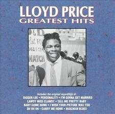 Price, Lloyd, Greatest Hits, New