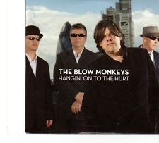 (FT667) The Blow Monkeys, Hangin On To The Hurt - 2011 DJ CD