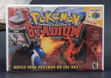 Pokemon Stadium Nintendo N64 Game Box - Fridge / Locker Magnet.