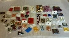 Lot #13. huge lot jewelry making supplies. FREE SHIPPING! !   REDUCED