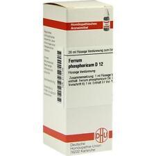 FERRUM PHOSPHORICUM D 12 Dilution 20 ml PZN 2117195