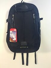 THE NORTH FACE SURGE II CHARGED TNF BLACK BACKPACK (DON'T COME W BATTERY CHARGE)