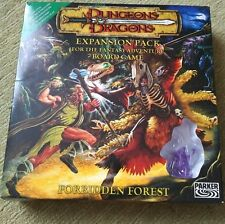 New Forbidden Forest Dungeons and Dragons Rare Add On Game