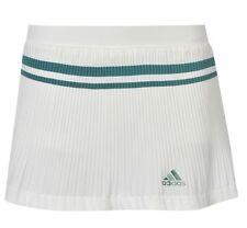 Adidas Adipure Skort Damen Tennis Rock Hose Weiß Größe XL Neu mit Etikett