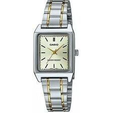 Casio LTP-V007SG-9E Two Tone Analog Ladies Watch COD Paypal LTPV007 Meet up Ship