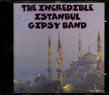 The incredible Istanbul Gipsy Band: Rembetiko Jazz Oriental Classic Percussion