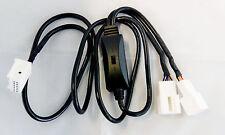 Y Adapter mit Switcher für 12Pin Radio VW USB SD AUX Interface und CD Wechsler