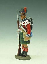 KING & COUNTRY NA036 BW Highlander with Rifle  RETIRED