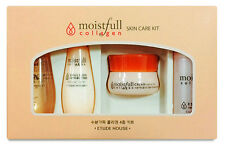 [ETUDE HOUSE] Moistfull Collagen Skin Care Trial Kit ( Korea Genuine )