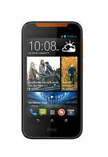 HTC Desire 310 orange RÜCKLÄUFER 4 GB Smartphone Wlan Email Android 5 Megapixel