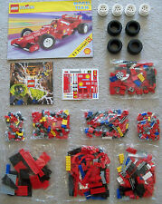 LEGO System Racing - Rare Model Team F1 Ferrari 2556 - New (No Box)