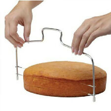 1pc Cake Cutter Leveller Leveler Decorating Bread Tool Wire Slicer Cutting Hot