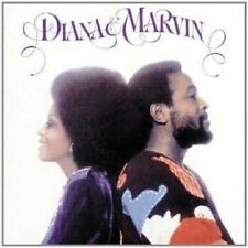 DIANA ROSS & MARVIN GAYE - DIANA & MARVIN  CD  14 TRACKS INTERNATIONAL POP  NEU