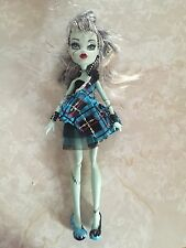 "Monster High 11"" Doll SWEET 1600 FRANKIE STEIN FRANKENSTEIN"