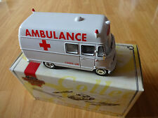 Matchbox Collectibles Mercedes 519 Ambulance Modèle rare 1/43°