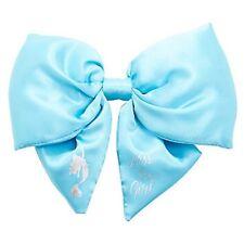 Disney The Little Mermaid Ariel Kiss The Girl Cosplay Hair Bow Tie Hair Clip NWT
