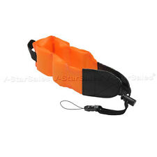 Orange Floating Strap for Kodak Playsport  Zx5