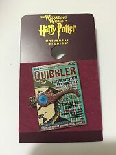 Quibbler Trading Pin *Movable Glasses* ~ Wizarding World of Harry Potter