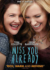 Miss You Already (DVD, 2016 W/ Slipcover BRAND NEW SEALED PKG & FAST+FREE SHIP