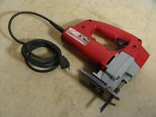 MILWAUKEE HEAVY DUTY JIG SAW MODEL 6256 VARIABLE SPEED MADE IN USA
