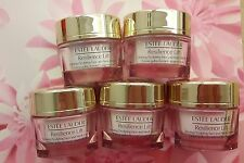 ESTEE LAUDER Resilience Lift Firming Sculpting Face & Neck Creme Day 15 ml x 5