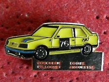 RARE PIN'S VOITURE RALLYE PEUGEOT 309 GTI 16 PH. LOQUET EQUIPE AMOURETTE