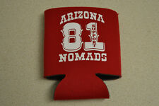 Hells Angels Nomads, AZ USA - Red & White - Support 81 Nomads - Koozie
