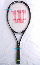 Racchetta tennis Wilson six two MANICO L3 BLX in carbonio MIDPLUS HEAD nero
