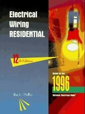 Electrical Wiring ResidentialWith Plans (Electrical Wiring Residential (Paperbac