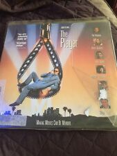 The Player Laser Disc Laserdisc Used With Sleeve