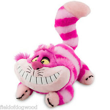"NWT Disney Store Alice in Wonderland Cheshire Cat 20"" Plush Toy Doll"