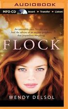 Stork Trilogy: Flock 3 by Wendy Delsol (2016, MP3 CD, Unabridged)