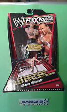 FIGURINE CATCH WWE SHAWN MICHAELS FLEX FORCE