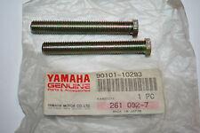 nos snowmobile Yamaha ex340 ex440 srx440 et250 et300 ec540 track tension bolts